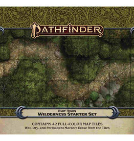 Paizo Publishing Pathfinder: Flip-Tiles: Wilderness Starter Set