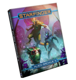 Paizo Publishing Starfinder RPG: Alien Archive 4
