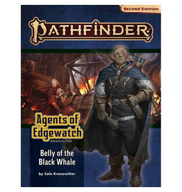 Paizo Publishing Pathfinder 2E: Adv Path: Belly of the Black Whale (Agents of Edgewatch 5 of 6)