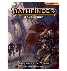 Paizo Publishing Pathfinder 2E: Adventure: Troubles in Otari