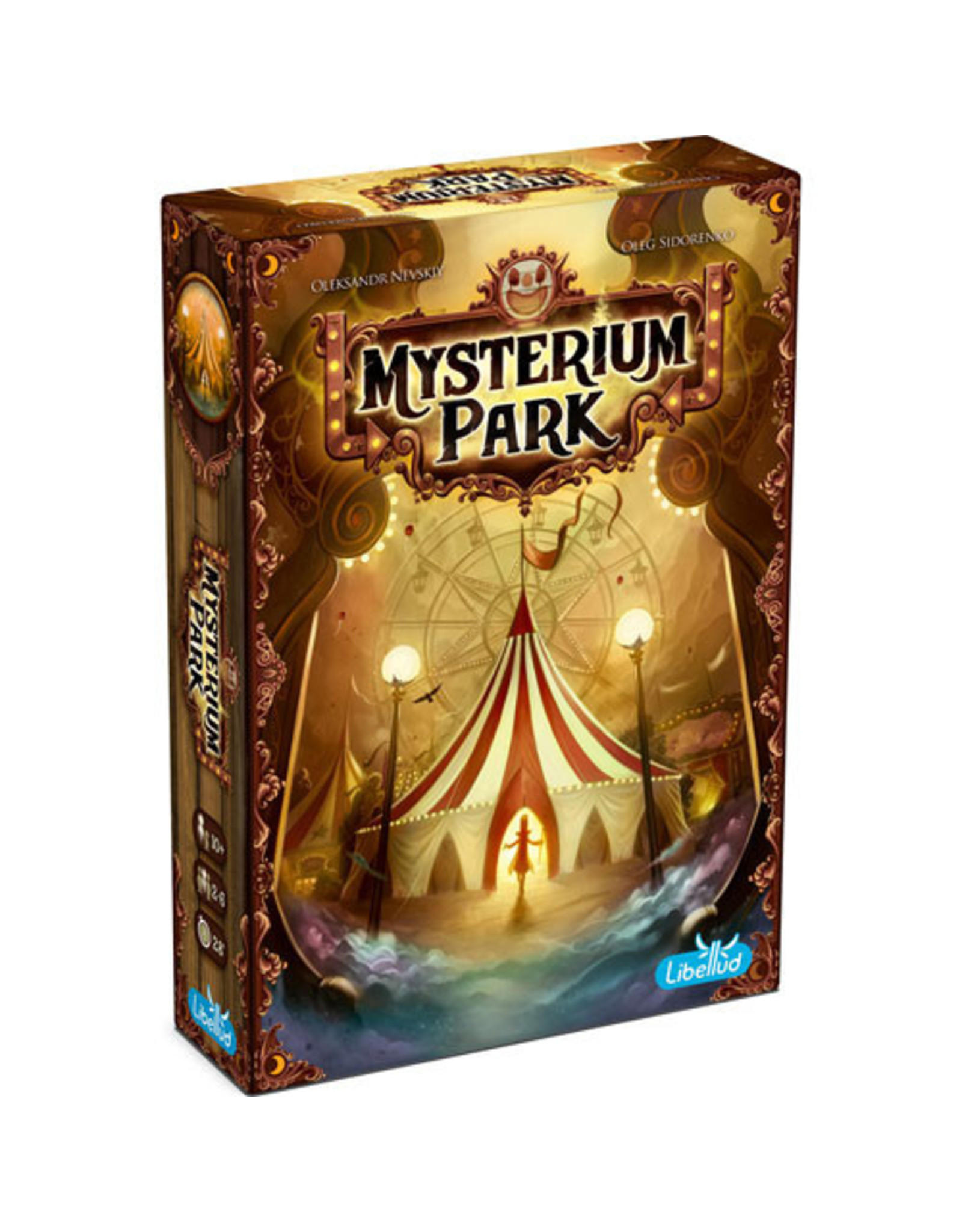 Asmodee Mysterium Park