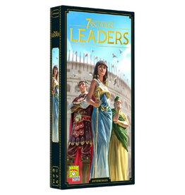 Asmodee 7 Wonders New Edition: Leaders Expansion