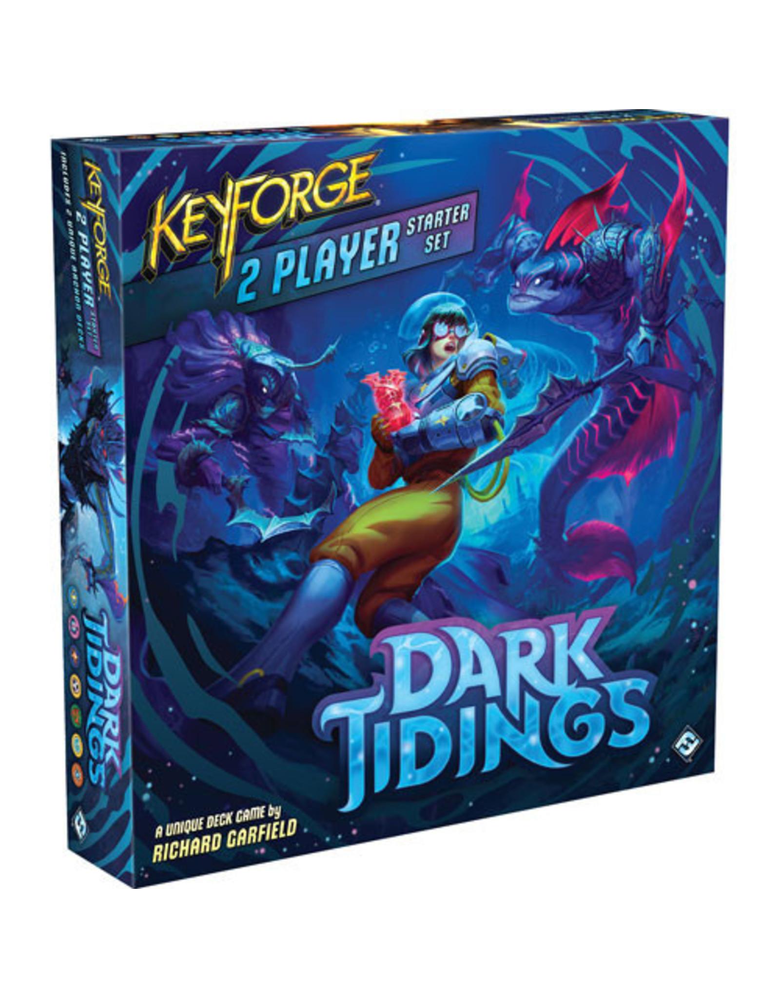 Fantasy Flight Games KeyForge: Dark Tidings: 2 Player Starter Pack