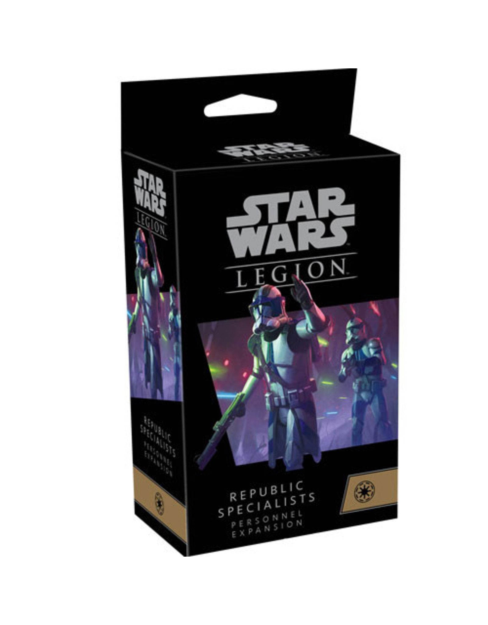 Fantasy Flight Games Star Wars Legion: Republic Specialists Personnel Expansion