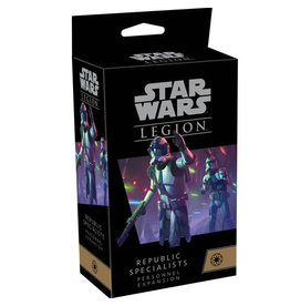 Fantasy Flight Games Star Wars Legion: Republic Specialists Personnel Expansion