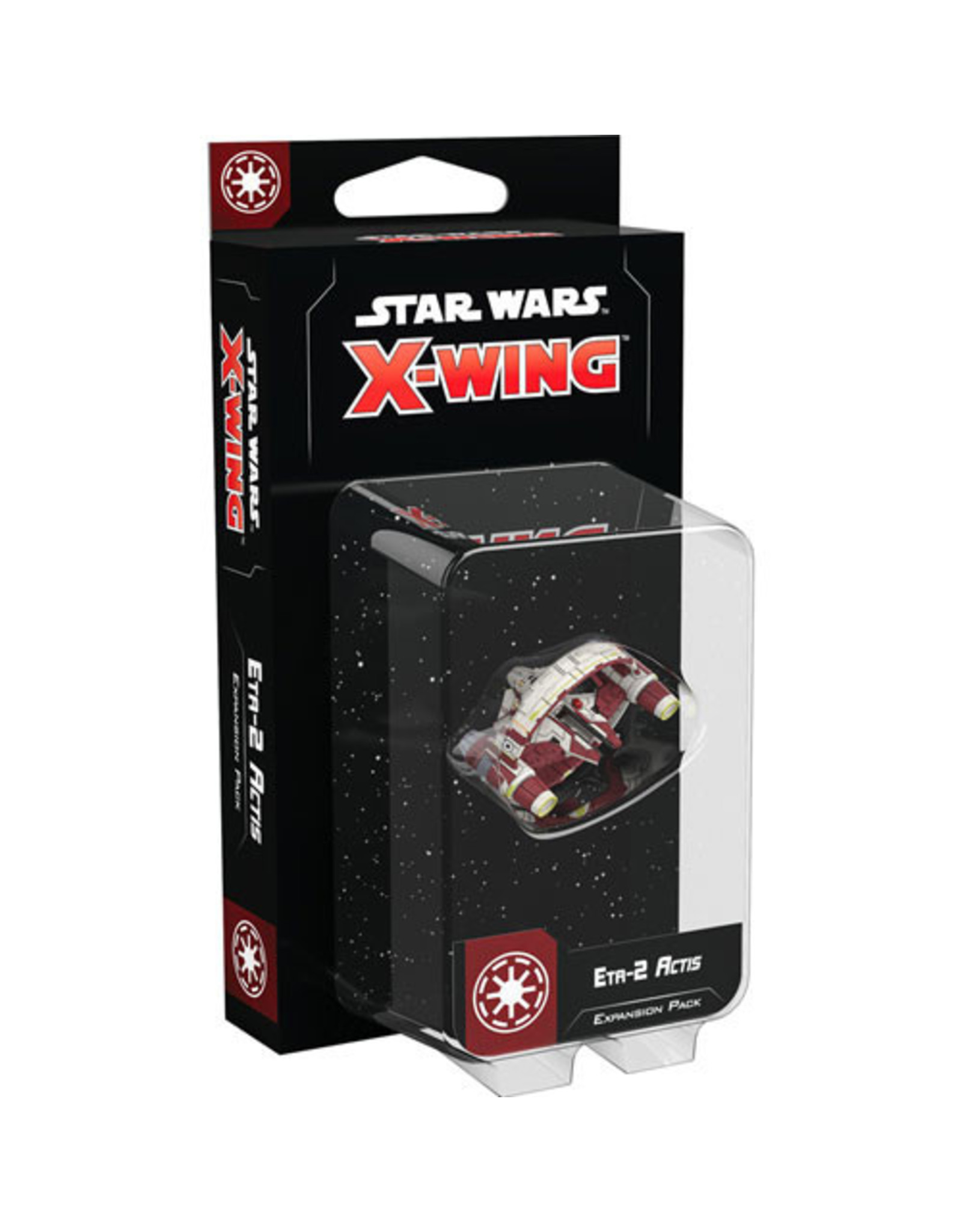 Fantasy Flight Games Star Wars X-Wing 2nd Edition: Eta-2 Actis Expansion Pack