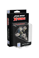 Fantasy Flight Games Star Wars X-Wing 2nd Edition: Jango Fett's Slave I Expansion Pack