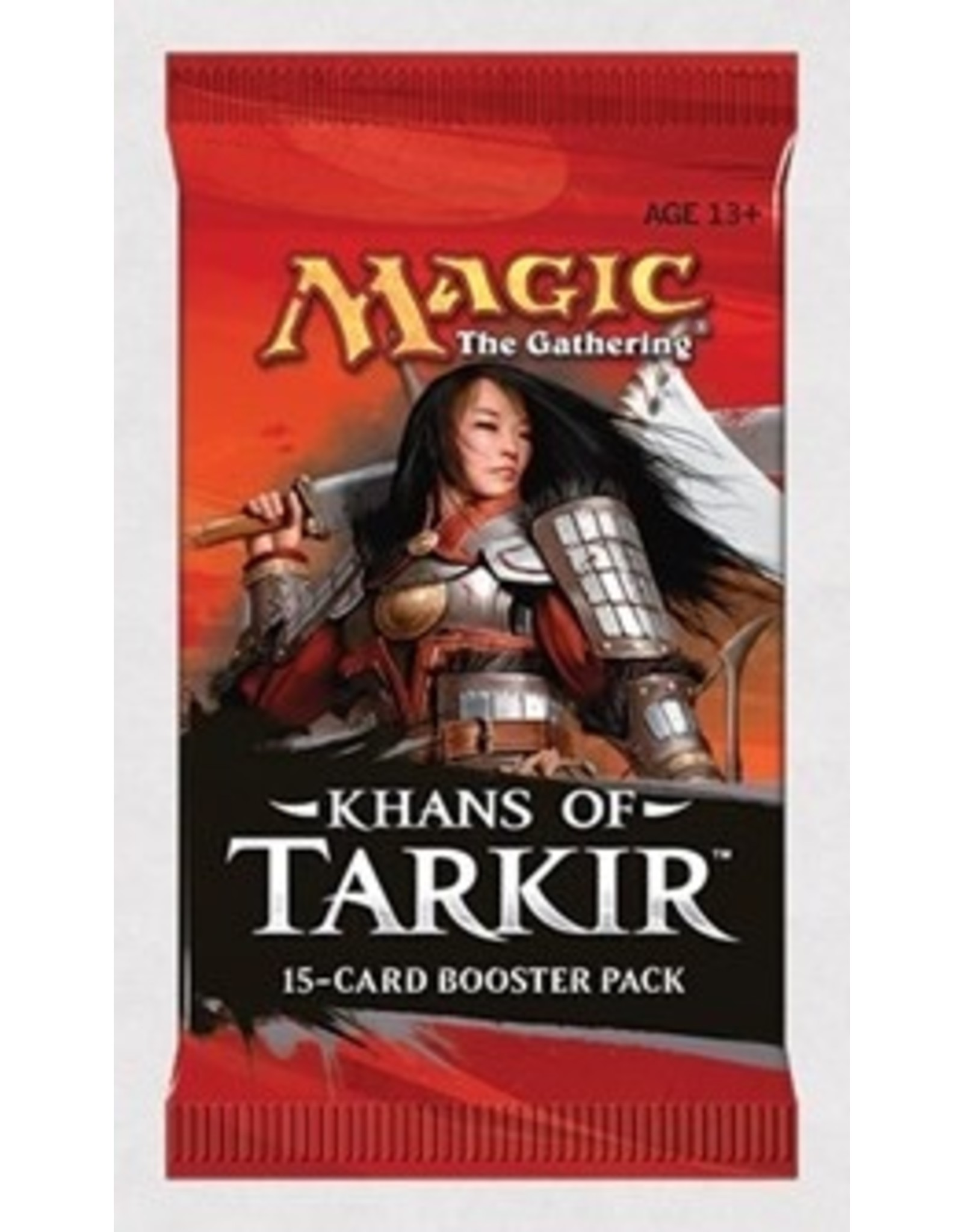 Magic Magic the Gathering: Khans of Tarkir Booster Pack