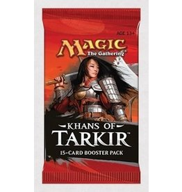 Magic MtG: Khans of Tarkir Booster Pack