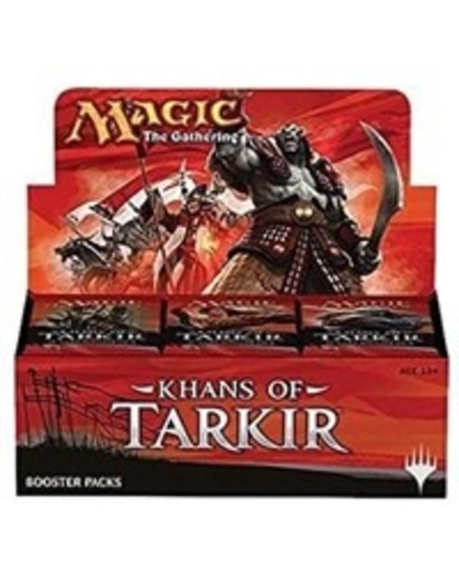 Magic MTG: Khans of Tarkir Booster Box