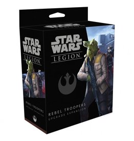 Fantasy Flight Games Star Wars: Legion - Rebel Troopers Upgrade Expansion