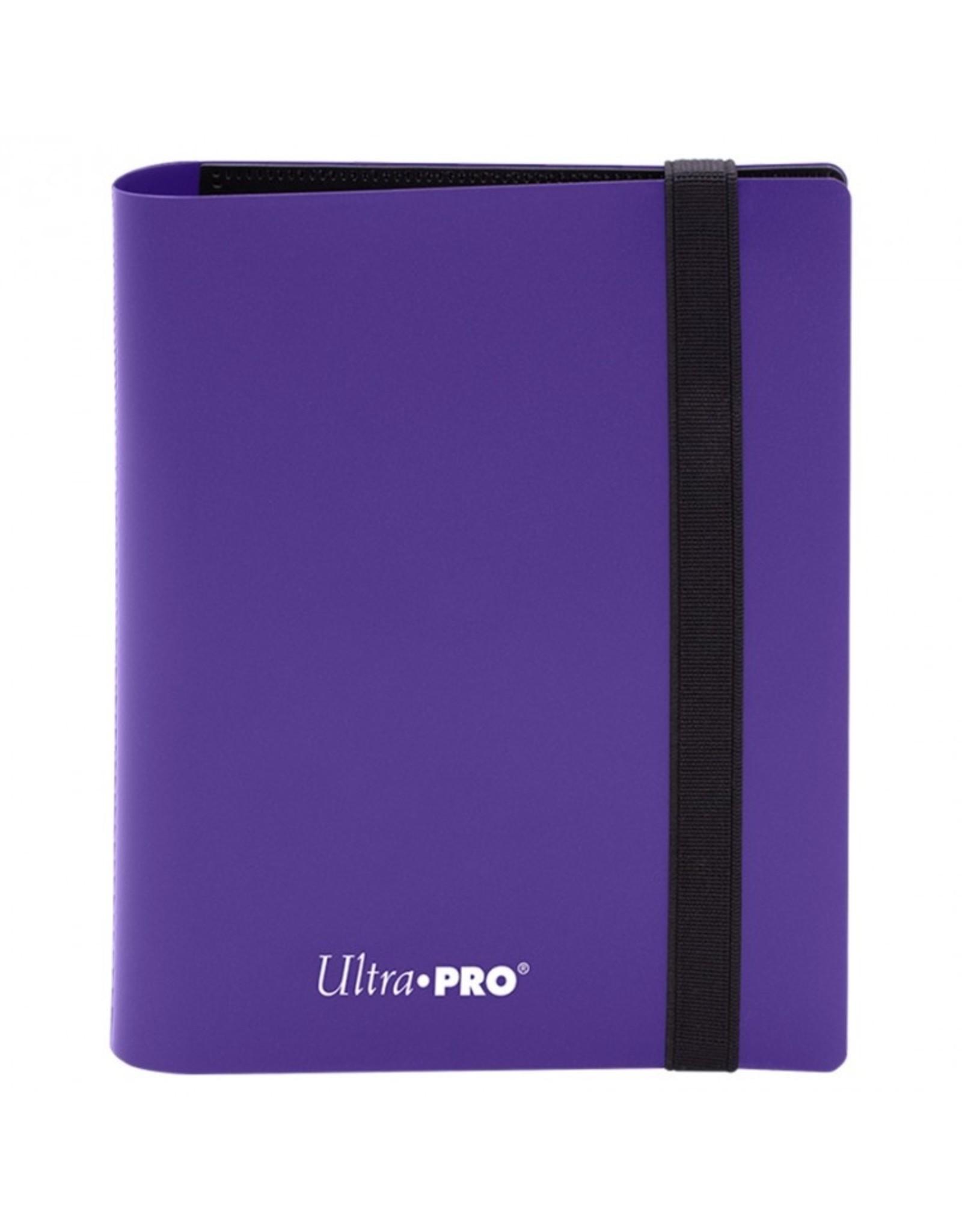 Ultra Pro Binder: 4pkt: PRO: Eclipse: Royal PU