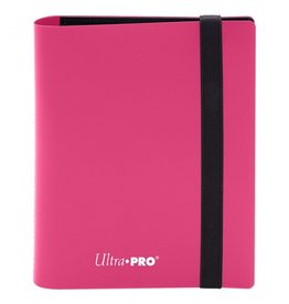 Ultra Pro Binder: 4pkt: PRO: Eclipse: Hot PK