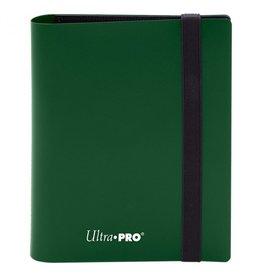 Ultra Pro Binder: 4pkt: PRO: Eclipse: Forest GR
