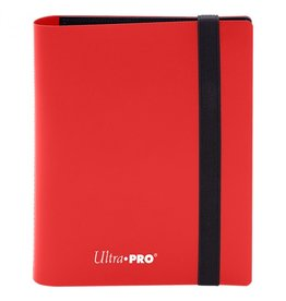 Ultra Pro Binder: 4pkt: PRO: Eclipse: Apple RD