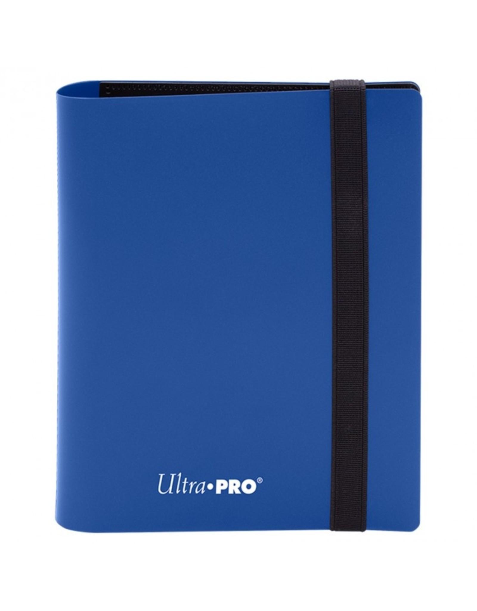 Ultra Pro Binder: 4pkt: PRO: Eclipse: Pacific BU