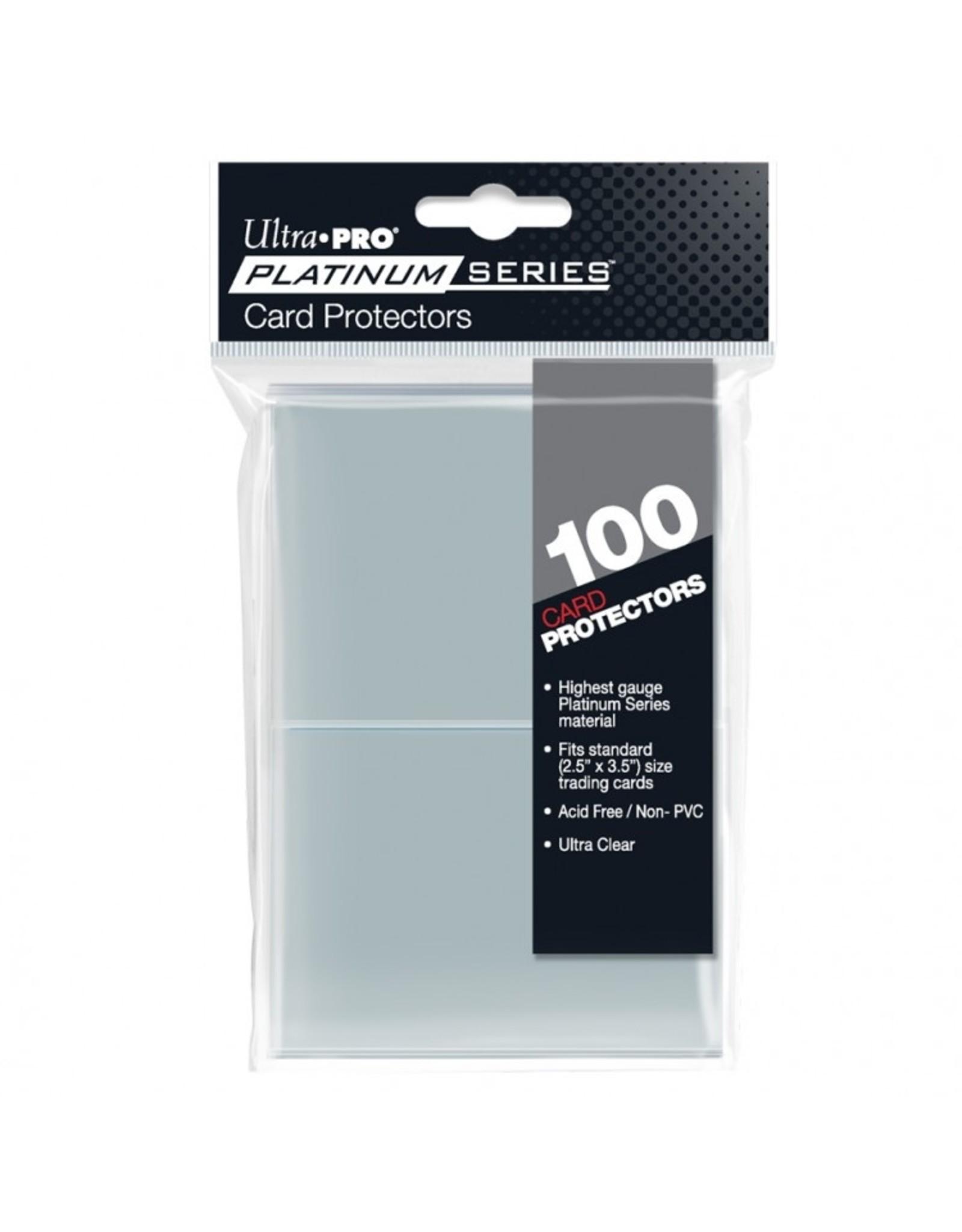 Ultra Pro Deck Protector: Platinum Series (100)