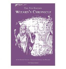 Fat Goblin Games 5E: Wizard's Chronicle