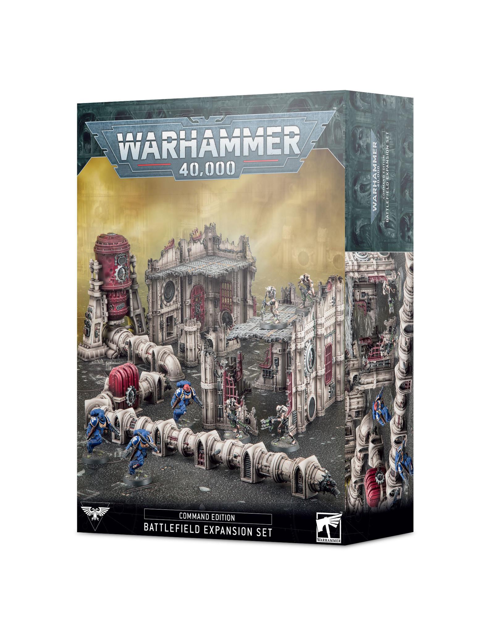 Warhammer 40K Battlefield Expansion Set