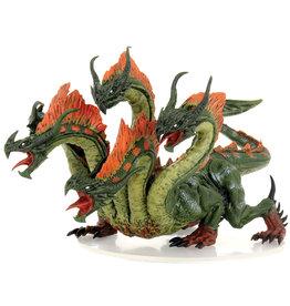 Dungeons & Dragons D&D Fantasy Miniatures: ICR Set 16 Mythic Odysseys of Theros Premium Set - Polukranos