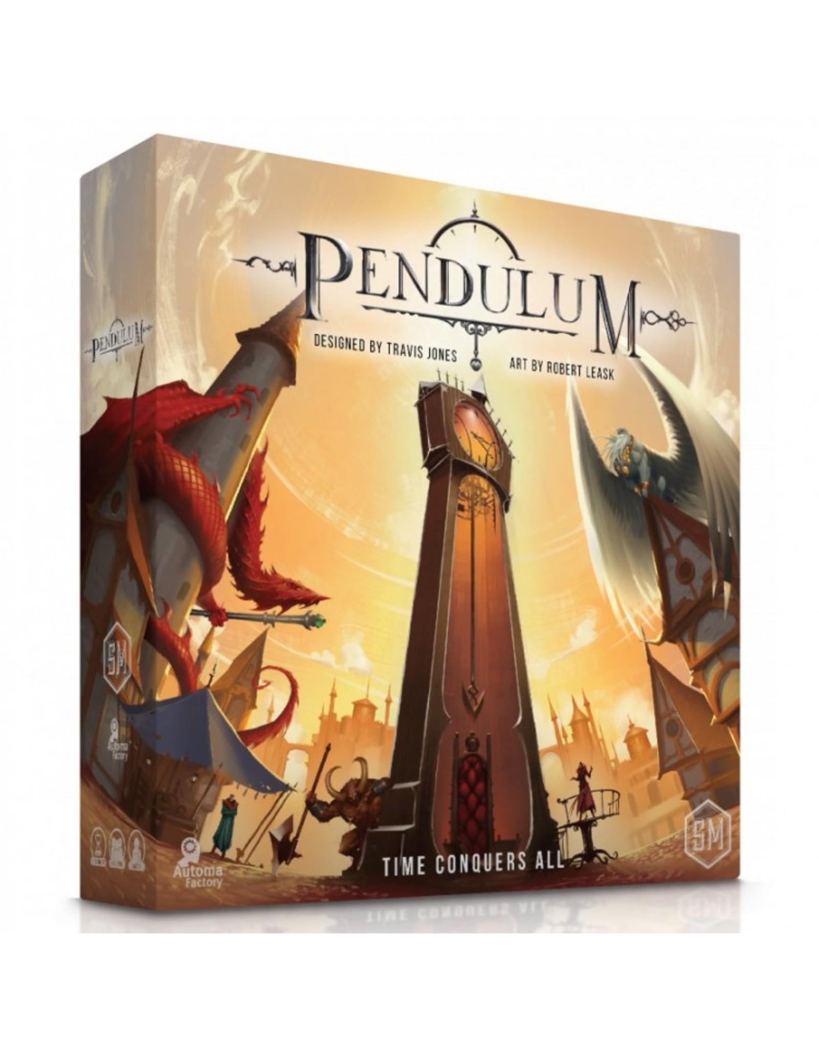 Stonemaier Games Pendulum (Pre Order 10/2)