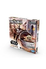 Hasbro Trouble: Star Wars: The Mandalorian