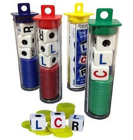 Koplow Left Right Center Dice Game