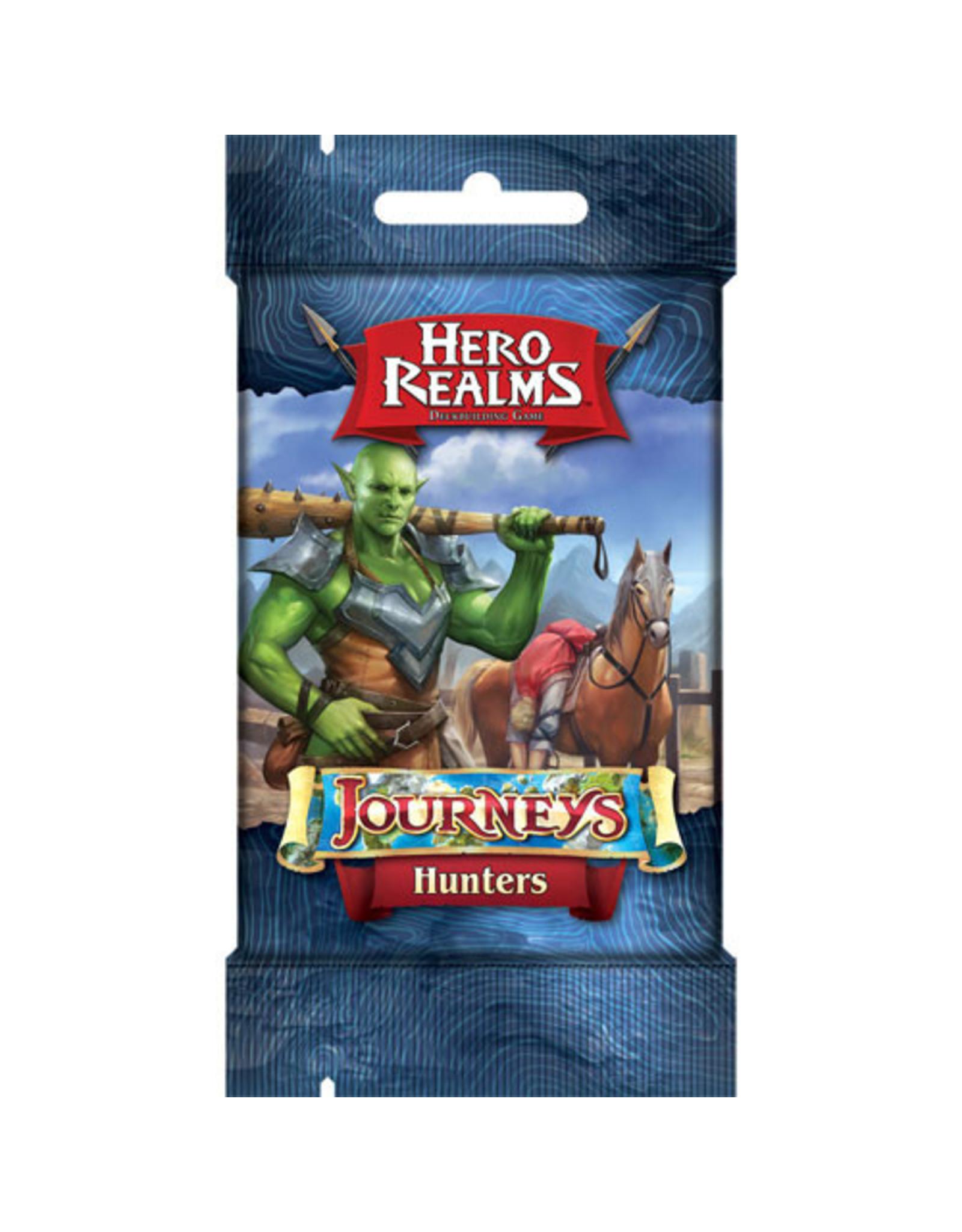 White Wizard Games Hero Realms: Journeys: Hunters