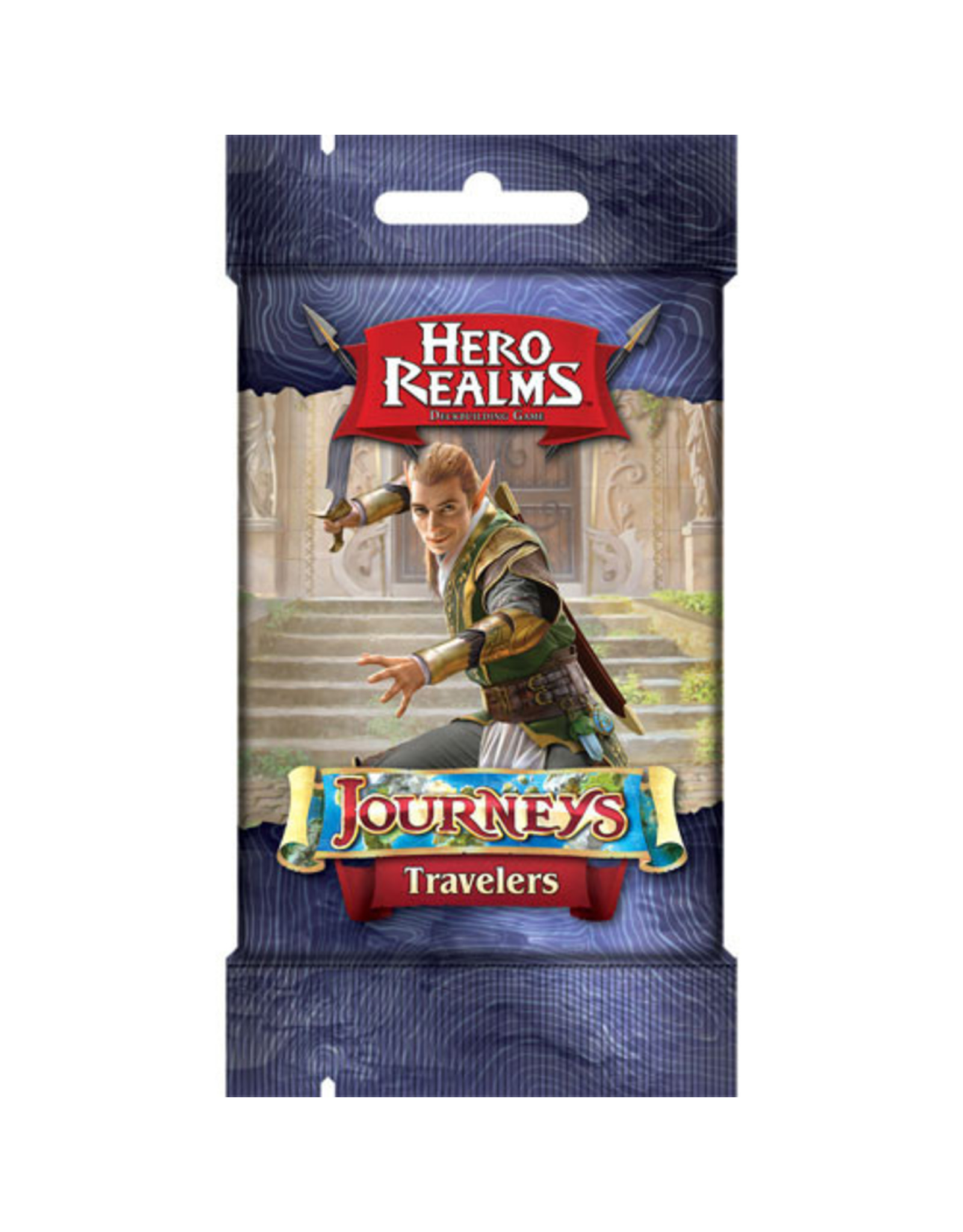 White Wizard Games Hero Realms: Journeys: Travelers