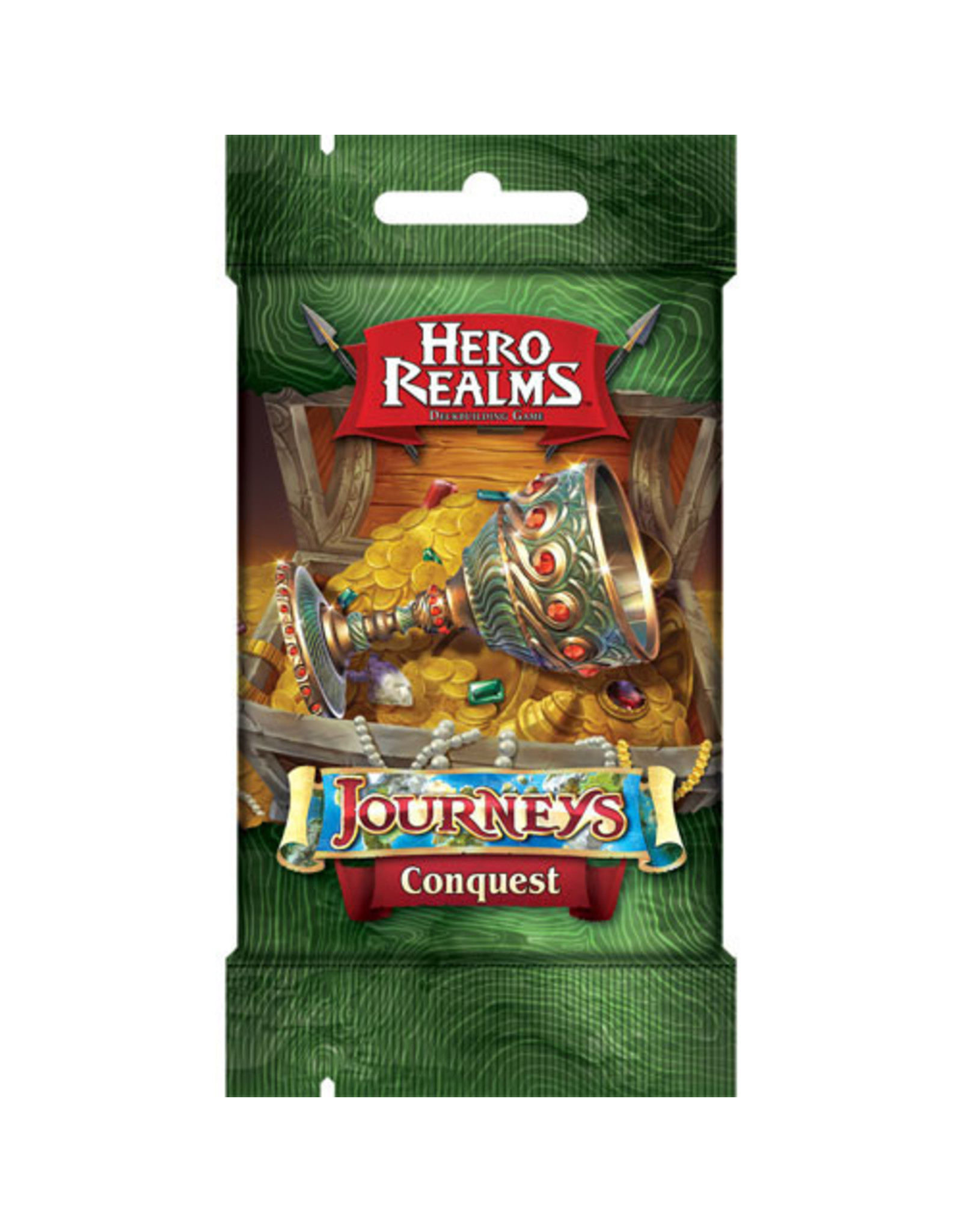 White Wizard Games Hero Realms: Journeys: Conquest