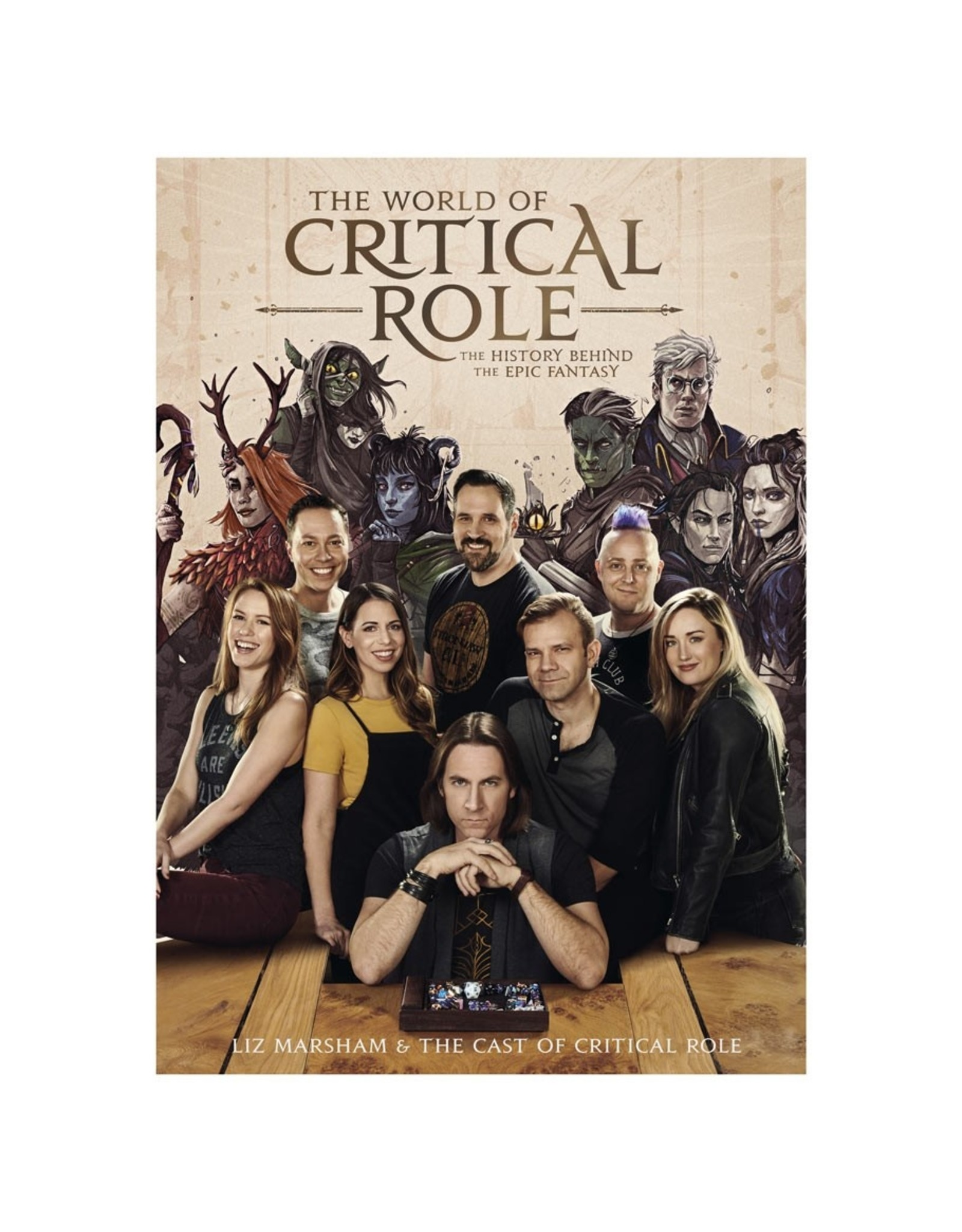 Random House The World of Critical Role (Pre Order)