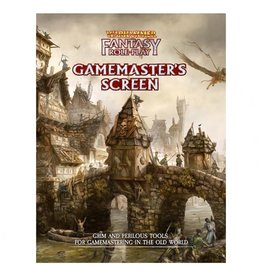 Role Playing WHF: Gamemaster's Screen