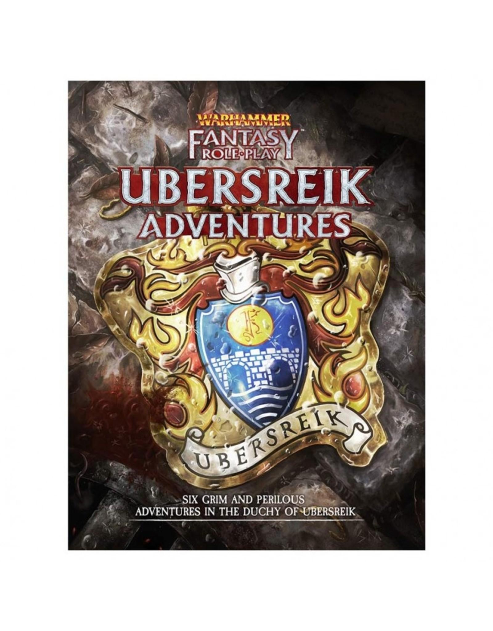 Role Playing WHF: Ubersreik Adventures