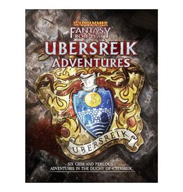 Role Playing WHF: Ubersreik Adventures
