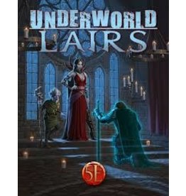 Kobold Press Underworld Lairs for 5th Edition