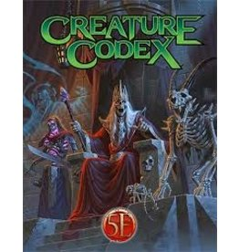 Kobold Press 5E: Creature Codex (HC)