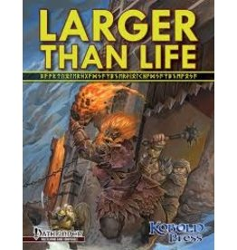 Kobold Press PF1E: Larger Than Life: Giants (Clearance)