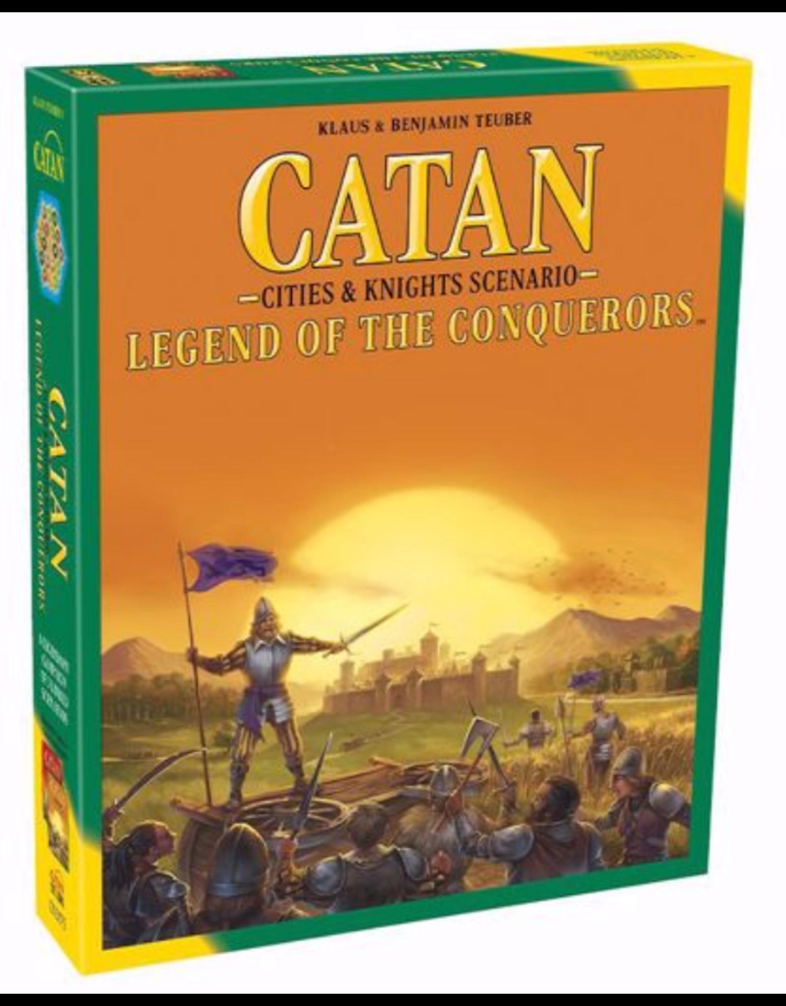 Catan Studios Catan: Legend of the Conquerers Expansion