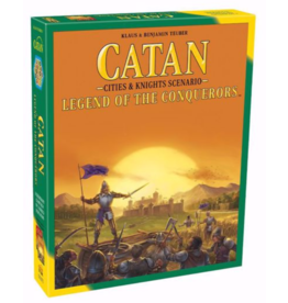 Catan Studios Catan: Legend of the Conquerers Expansion