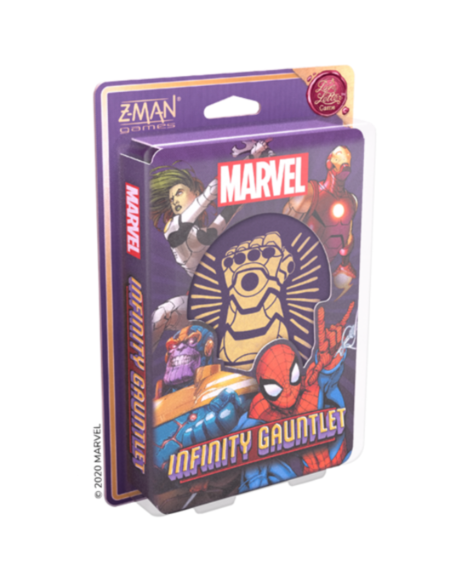 Z-Man Games Marvel: Infinity Gauntlet