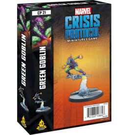 Asmodee Marvel: Crisis Protocol - Green Goblin Character Pack