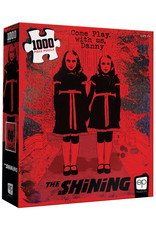 The OP The Shining `Come Play With Us` 1000pcs Puzzle