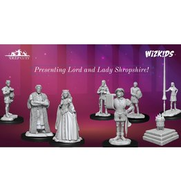 Wiz Kids WizKids Deep Cuts Unpainted Miniatures: W12 Castle - Royal Court