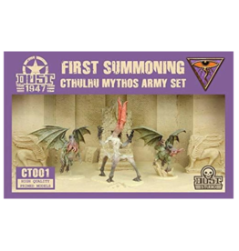 DUST 1947 Cthulhu Mythos Army Set