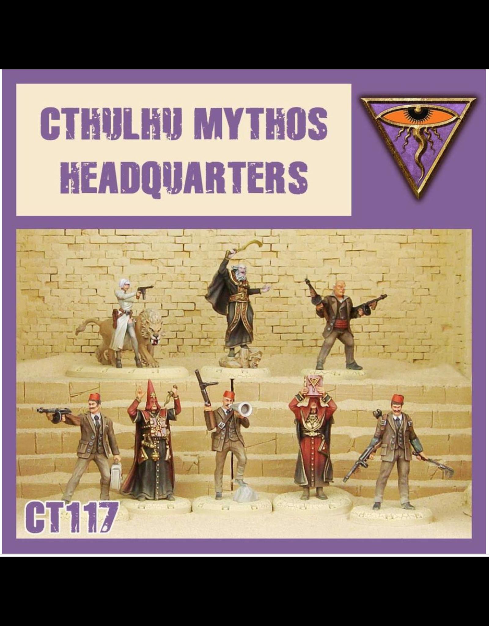 DUST 1947 Cthulhu Mythos HQ