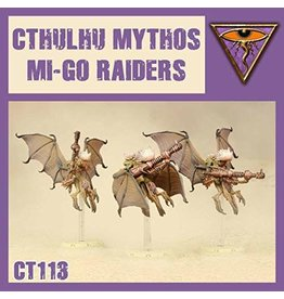 DUST 1947 Cthulhu Mythos Mi-Go Raiders Squad