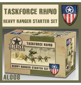 DUST 1947 Heavy Ranger Starter Set