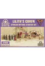 DUST 1947 Mythos Starter Set - Lilith's Coven