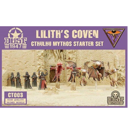 DUST 1947 Mythos Starter Set - Lilith's Coven