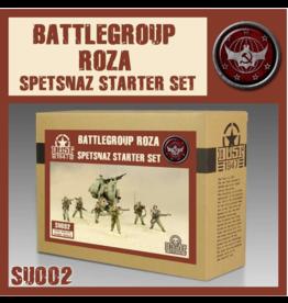 DUST 1947 SSU Spetsnaz Starter Set
